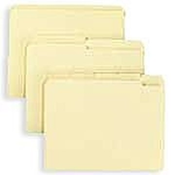 Manilla file folders