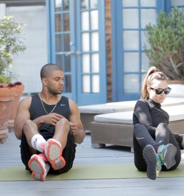5 Workouts To Do With A Friend