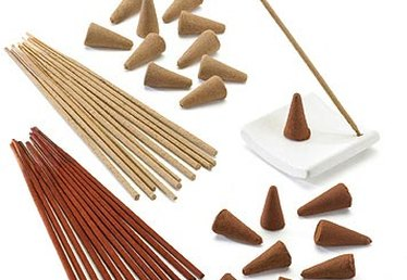 How to Make Stick & Cone Incense