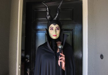 How to Make an Authentic Maleficent Costume