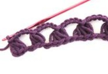 How to Crochet a Broomstick Lace Stitch