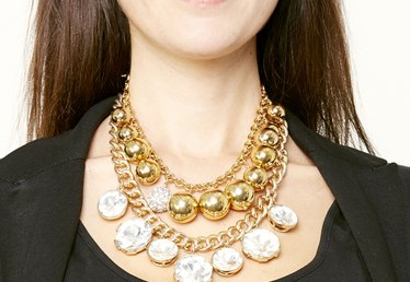 Bling It On: Layering Necklaces 101