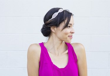 7 Gorgeous Headbands to Keep Your Hair in Check