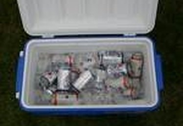 How to pack a perfect beer cooler