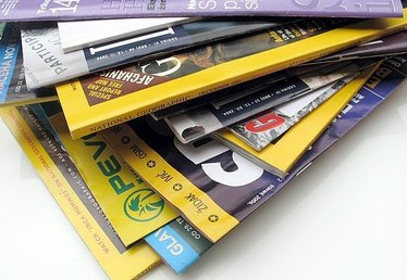How to Recycle Old Magazines