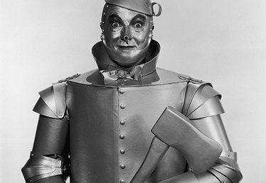 How to Create a Tin Man Costume
