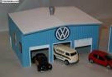 How to Make a Garage for Matchbox Cars