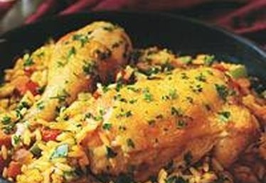 Where Did Arroz Con Pollo Come From?