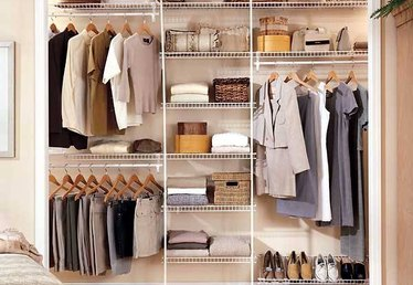 How to Build Closet Storage