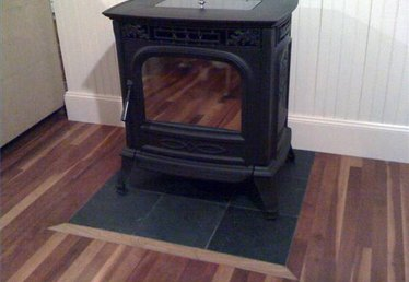 How to Clean the Hopper & Auger of a Pellet Stove