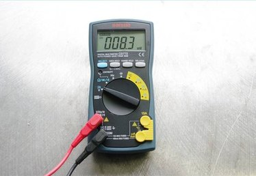 How to Use a Digital Multimeter With Continuity Function