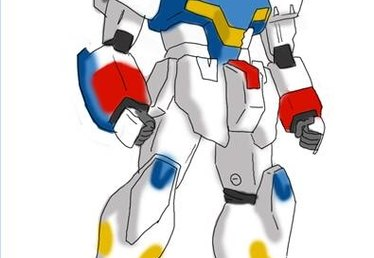 How to Draw Gundam