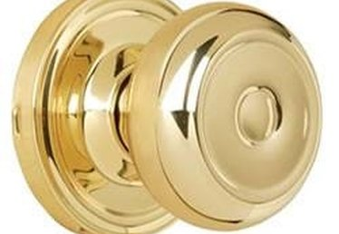 How to Measure for the Right Size Door Knob