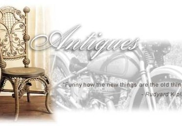Types of Antique Sofas
