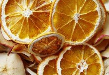 How to Dry Citrus for Potpourri