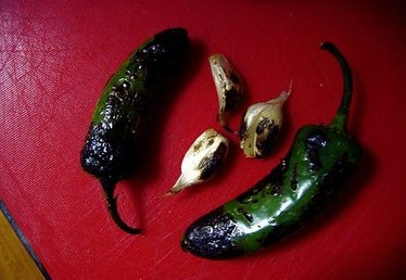 How to Roast Jalapeno Peppers