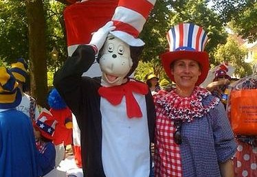 Ideas for No-Sew Cat in the Hat Costumes