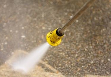 How to Remove Sealer From a Garage Floor