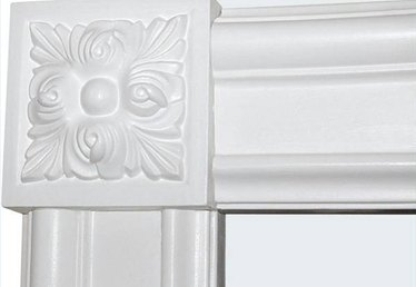 How to Fasten Corner Blocks for Door Trim