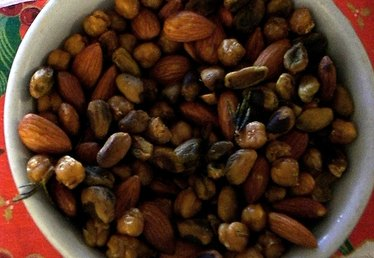 The Best Way to Roast Raw Mixed Nuts