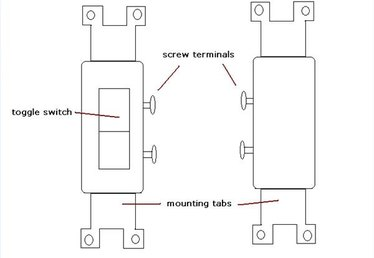 How to Wire a Light Switch and Outside Light Together