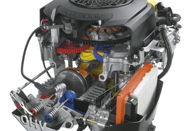 The History of Kohler Engines