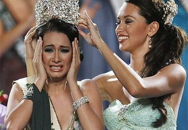 How to Surrender the Pageant Crown