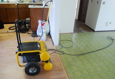 How to Troubleshoot a Portable Air Compressor