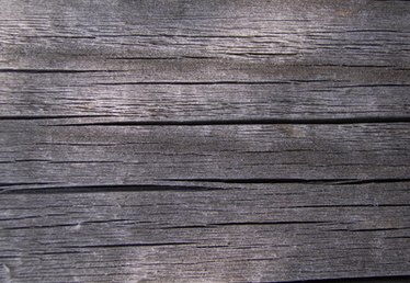 How to Paint Old Weathered Wood