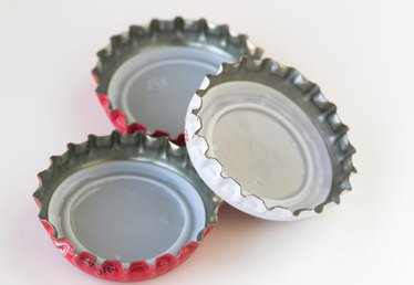 Beer Bottle Cap Projects
