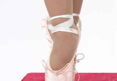 How to Paint Ballet Shoes