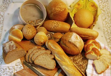 Types of French Breads