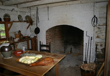 How to Make Bread From Colonial Times