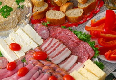Ideas for Appetizer Platters