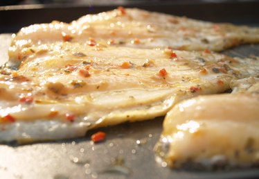 How Long to Bake Swordfish Steaks