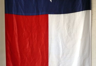 How to Paint the Texas Flag