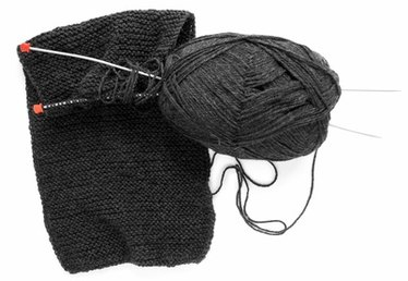 How to End a Knitted Scarf
