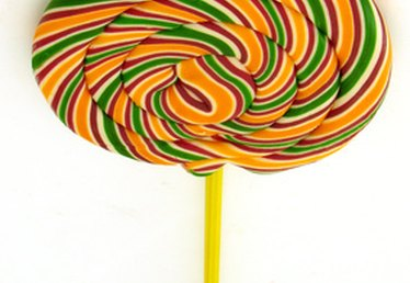 How to Make Styrofoam Lollipops