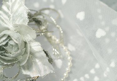How to Embroider Tulle