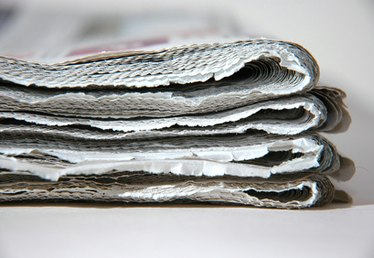 How to Make Your Own Old Newspaper