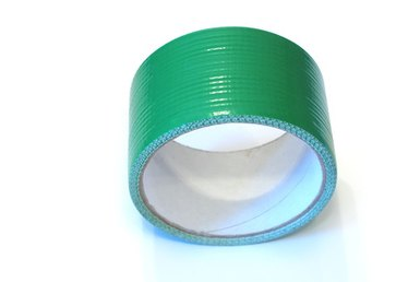 How to Make a Circle With Tape