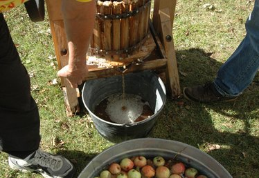 How to Save an Old Cider Press