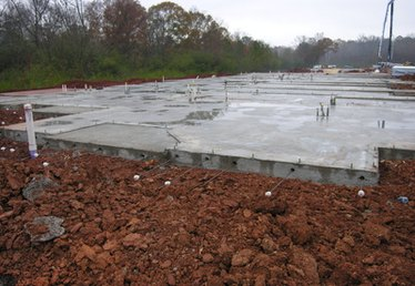 Proper Method for Curing Concrete