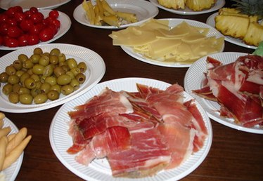 Spanish Snacks for Kids