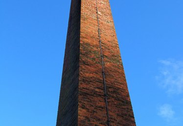 How to Cut a Clay Chimney Flue Liner