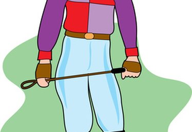 How to Make a Jockey Stick