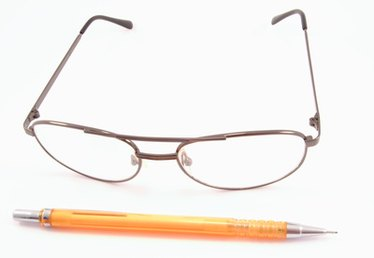How to Solder Metal Eyeglass Frame Hinges
