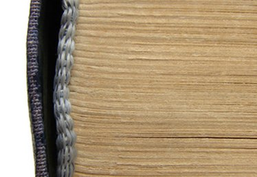 How to Remove Book Binding Glue