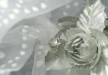 How to Make Tulle Corsages