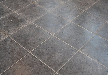 How to Paint a Commercial Tile Floor